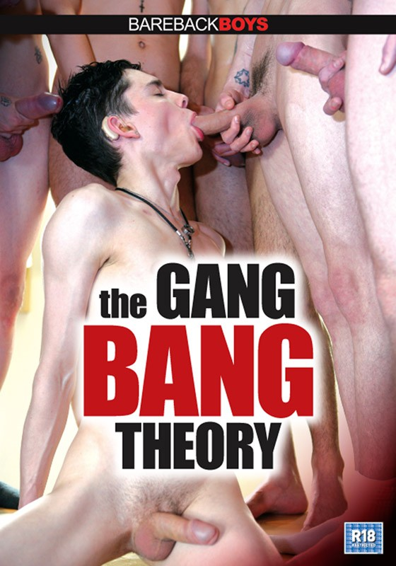 The Gangbang Theory DVD - Front