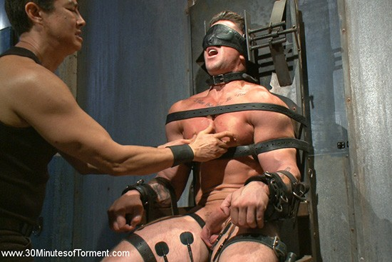 Minutes of torment gay male bondage bdsm-42595