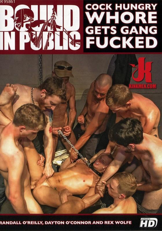 Bound In Public 75 DVD (S) - Front