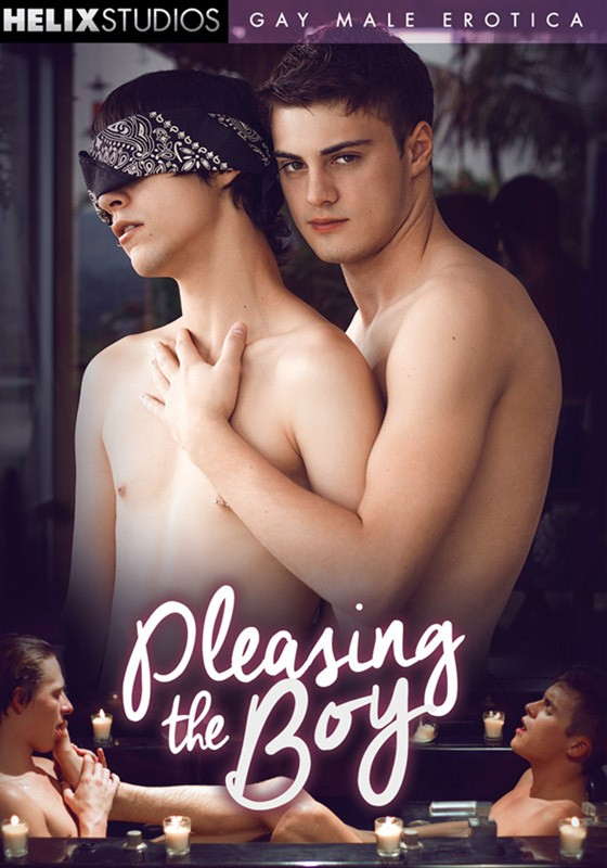 Pleasing The Boy DVD - Front