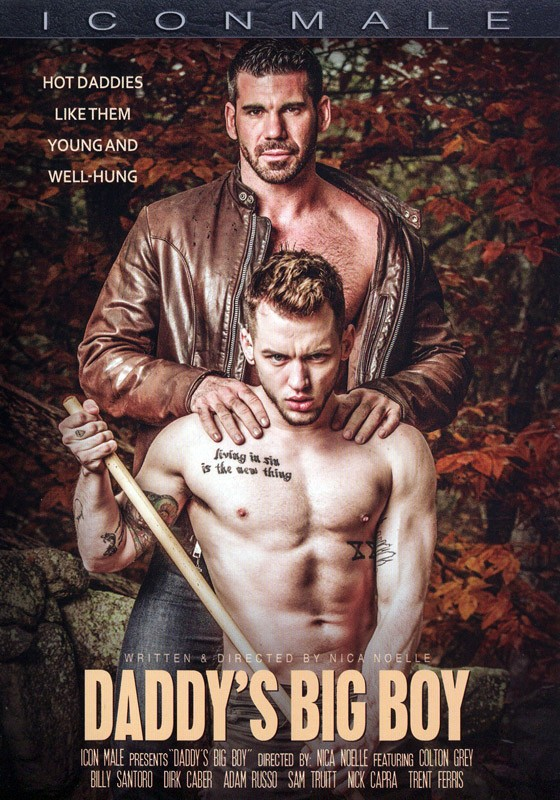 Daddy's Big Boy DVD - Front