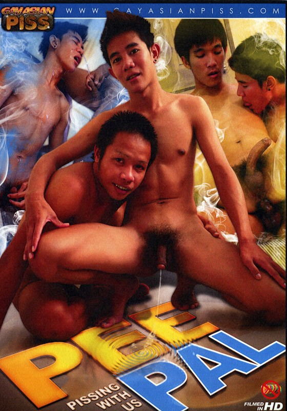 Pee Pal DVD - Front