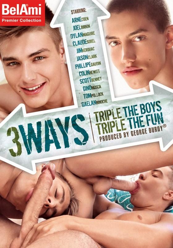 3 Ways DVD - Front