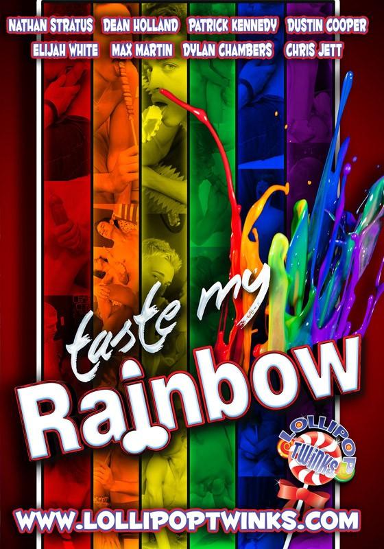 Taste My Rainbow DVD - Front
