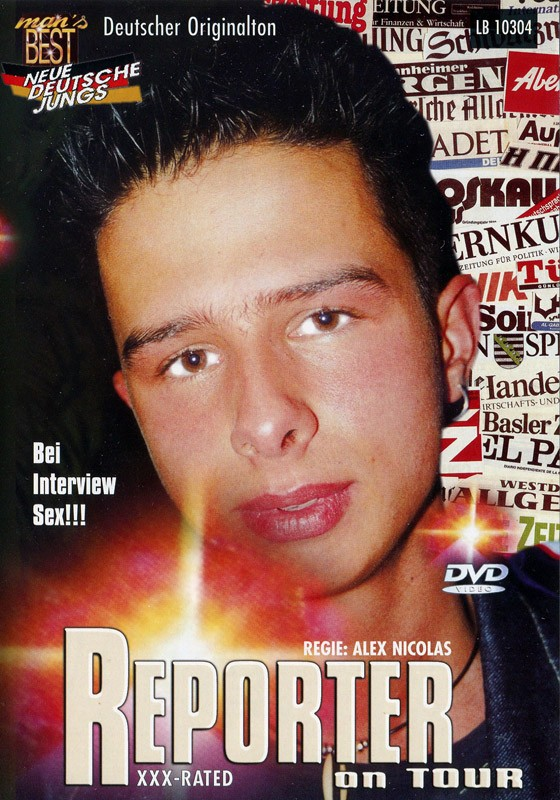Reporter On Tour DVD - Front