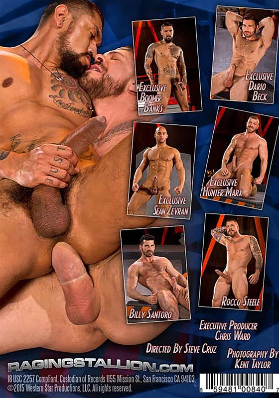 Clusterfuck! 2 DVD - Back