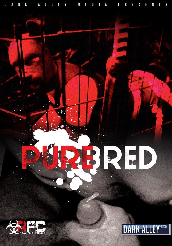 Pure Bred DVD - Front