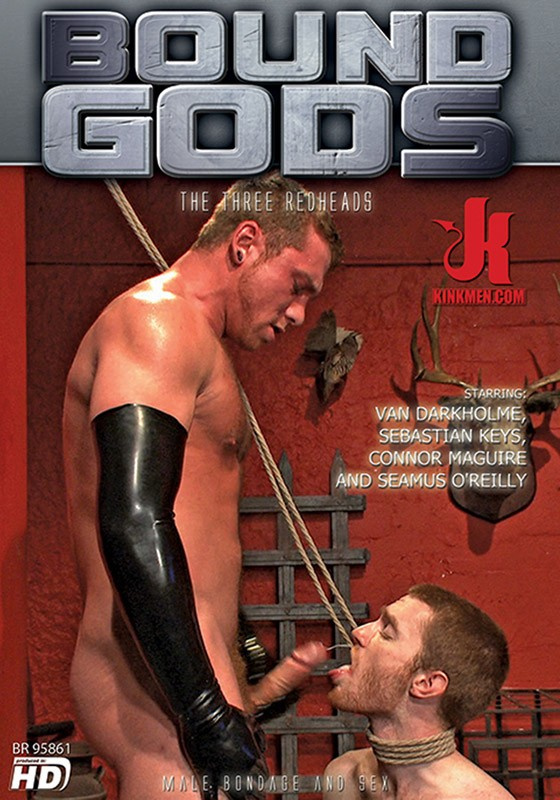 Bound Gods 54 DVD (S) - Front