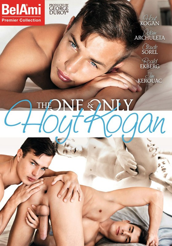 The One & Only Hoyt Kogan DVD - Front