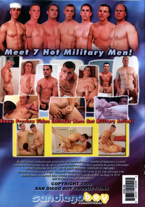 A Few Good Men DVD - Back