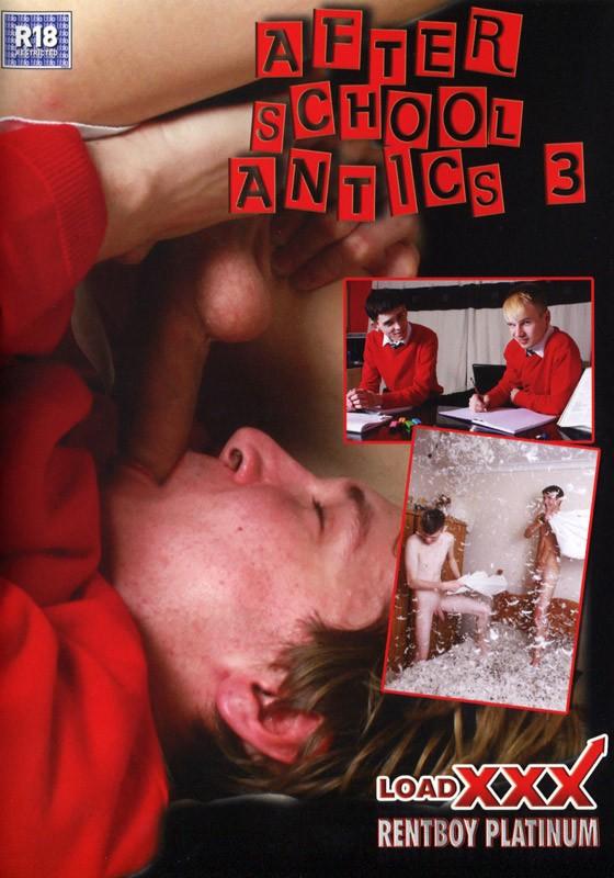 After School Antics Vol. 3 DVD - Front