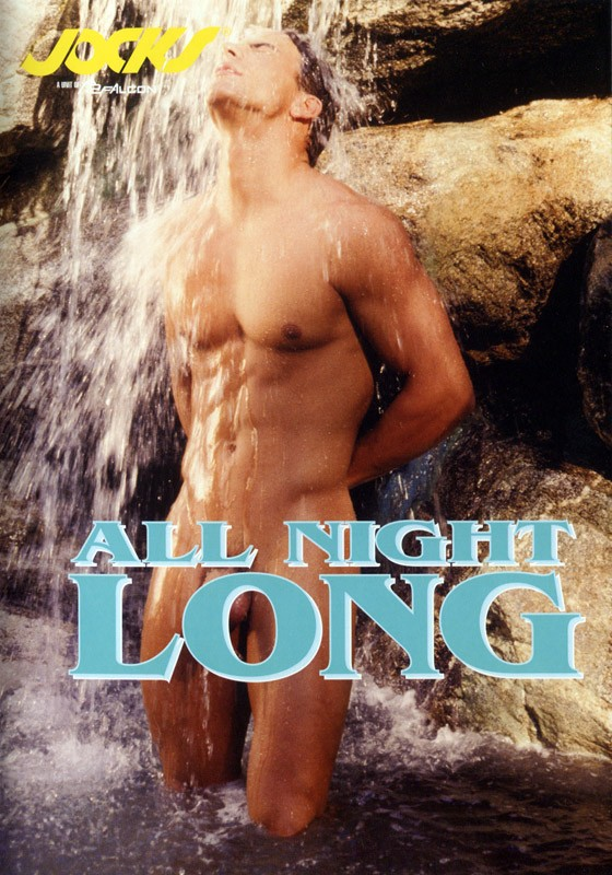 All Night Long DVD - Front