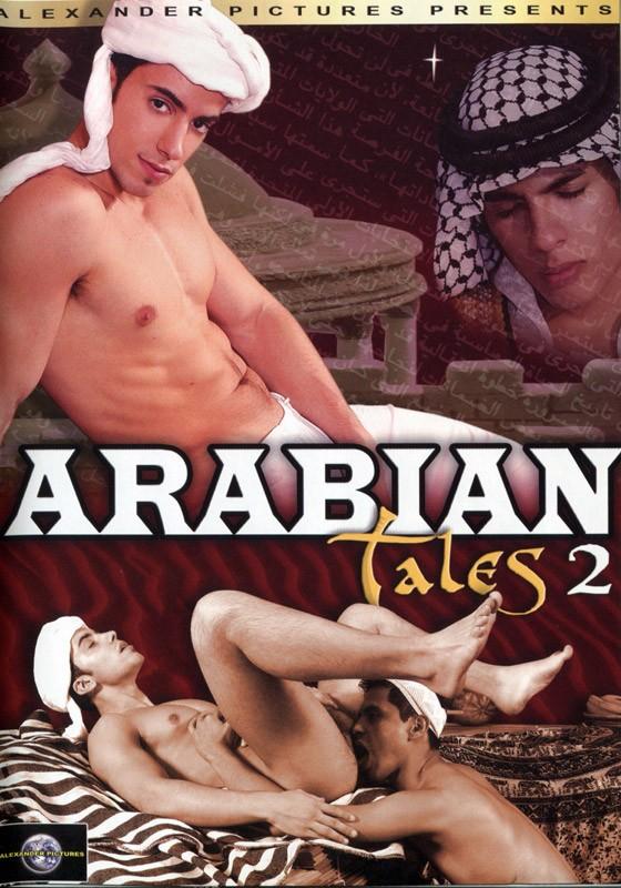 Arabian Tales 2 DVD - Front