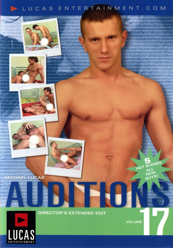 Auditions 17 DVD - Front
