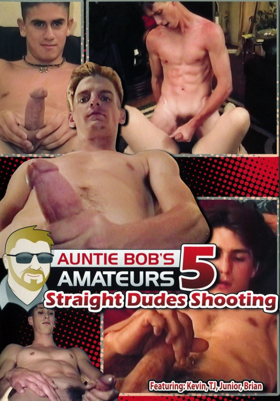 Auntie Bob's Amateurs vol. 5 DVD - Front