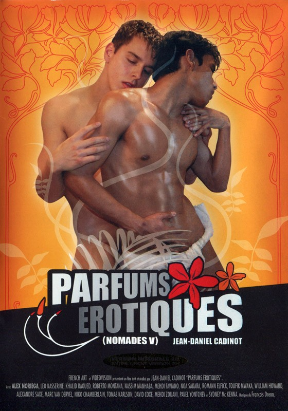 Nomades 5 Parfums Erotiques Cover Front