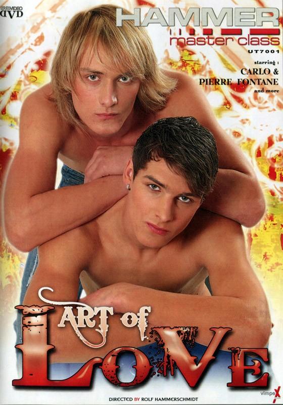 Art of Love DVD - Front