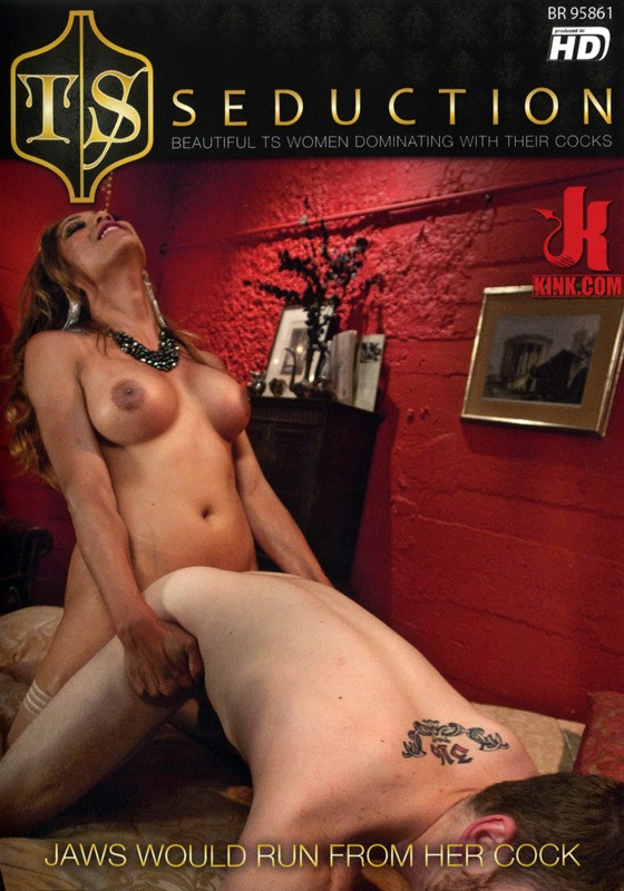 TSS051 - Jaws Would Run from Her Cock DVD (S) - Front