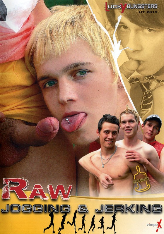 Raw Jogging & Jerking DVD - Front