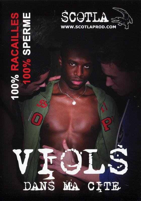 Viols Dans Ma Cité DVD - Front