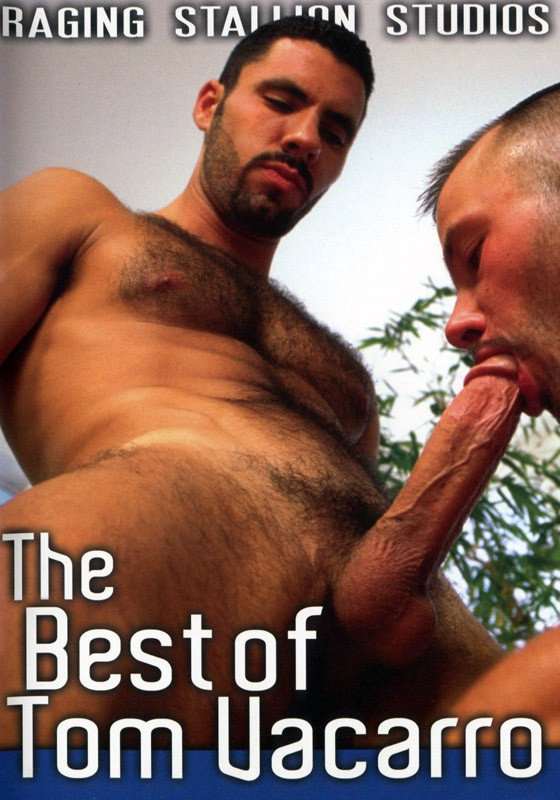 The Best of Tom Vacarro DVD - Front
