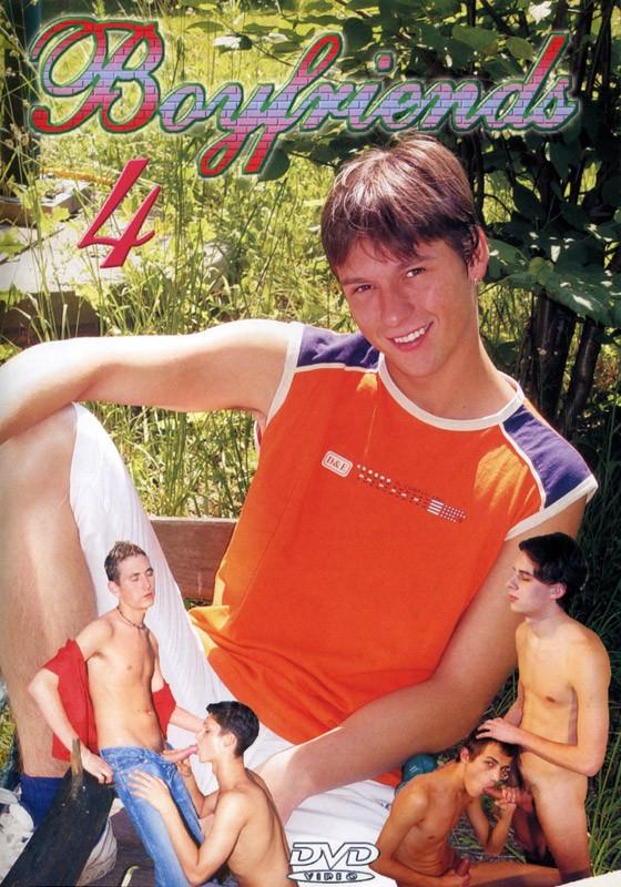 Boyfriends 4 DVD - Front