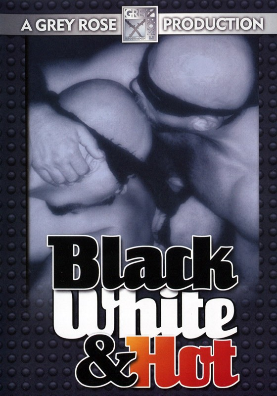 Black White & Hot DVD - Front