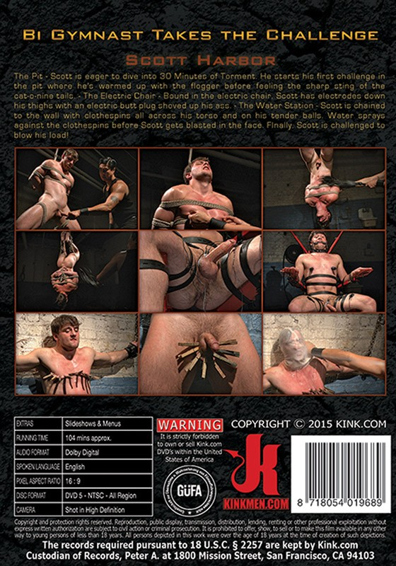 30 Minutes Of Torment 19 DVD (S) - Back