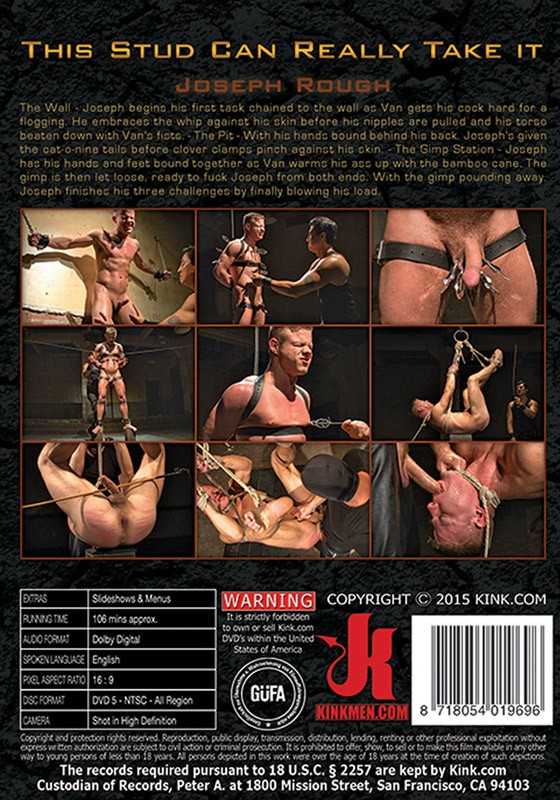 30 Minutes Of Torment 20 DVD (S) - Back