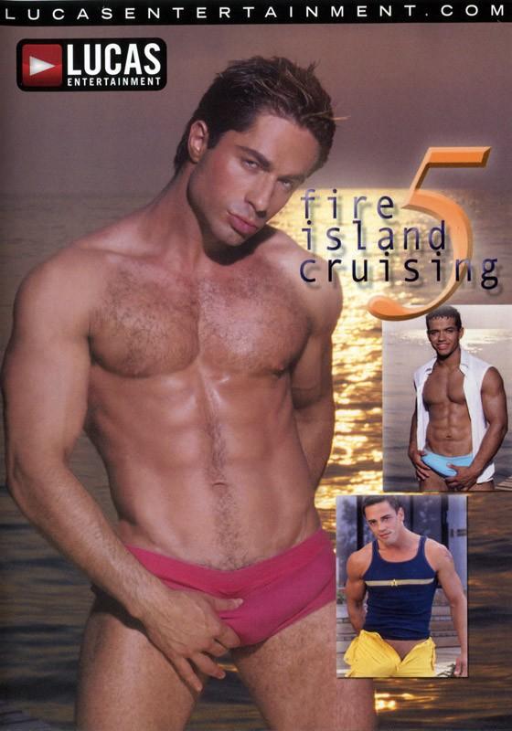Fire Island Cruising 5 DVD - Front