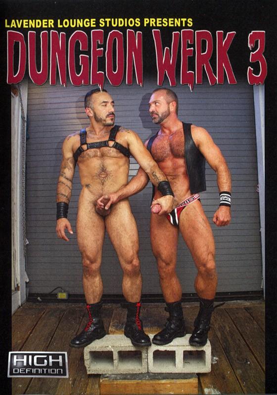 Dungeon Werk 3 DVD - Front