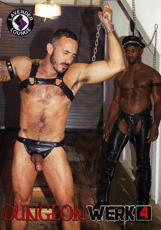 Dungeon Werk 4 DVD - Front