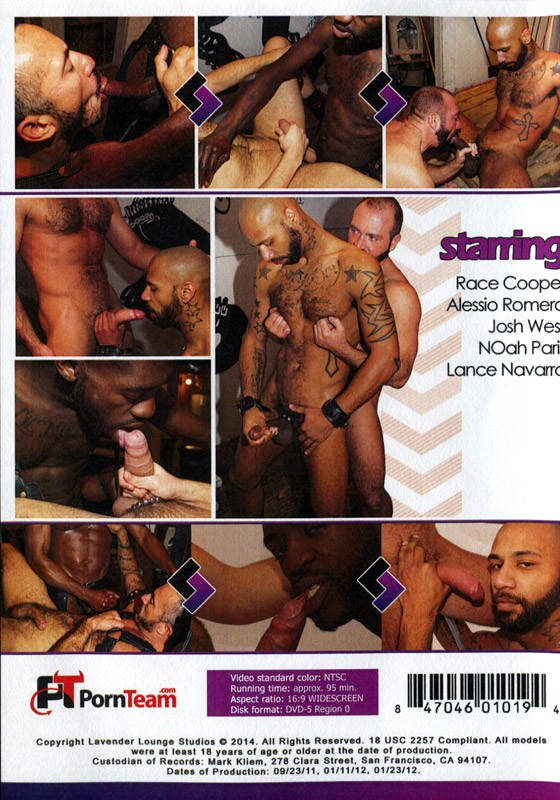 Dungeon Werk 4 DVD - Back