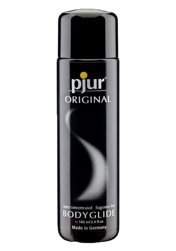 Pjur Original Bottle 100 ml - Front