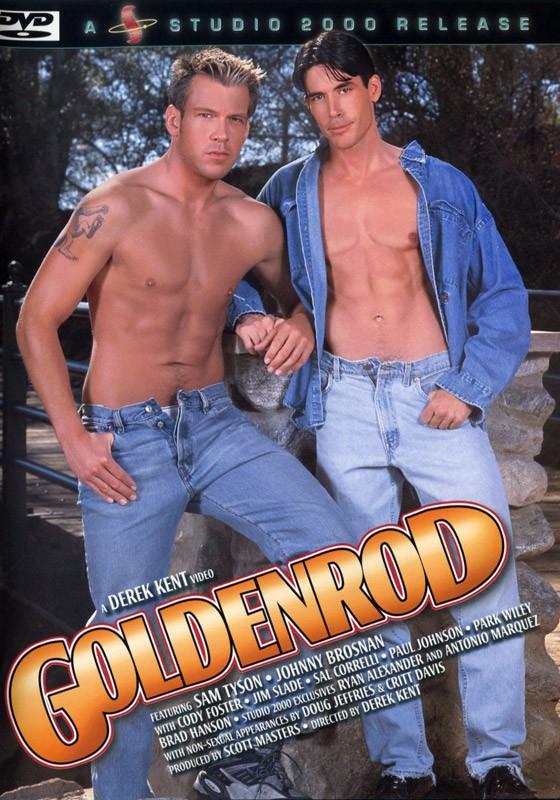 Goldenrod DVD - Front