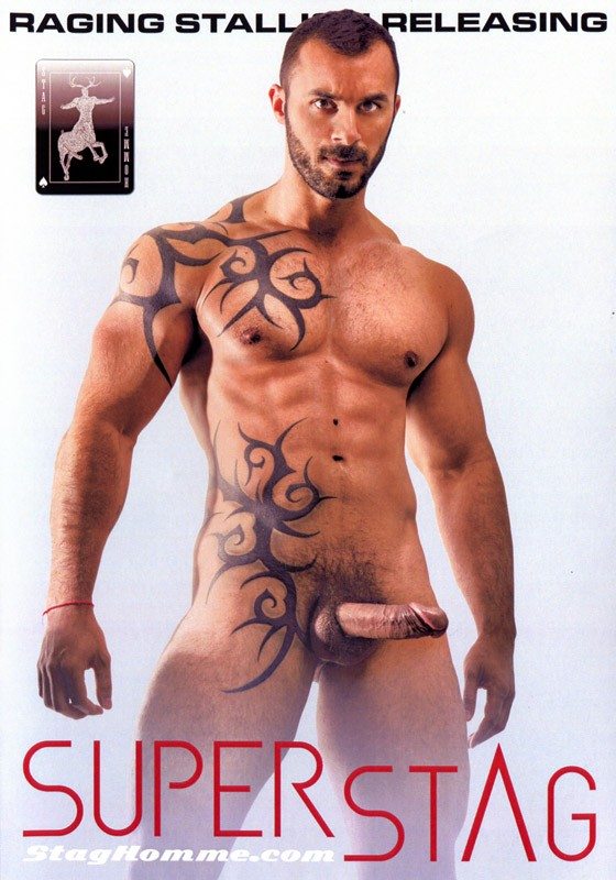 Super Stag DVD - Front