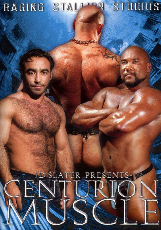 Centurion Muscle DVD - Front