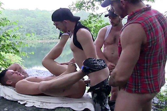 Gang Fucked 4 DVD - Gallery - 004