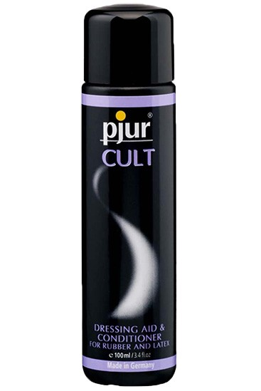 Pjur CULT dressing aid & conditioner Bottle 100ml - Gallery - 001