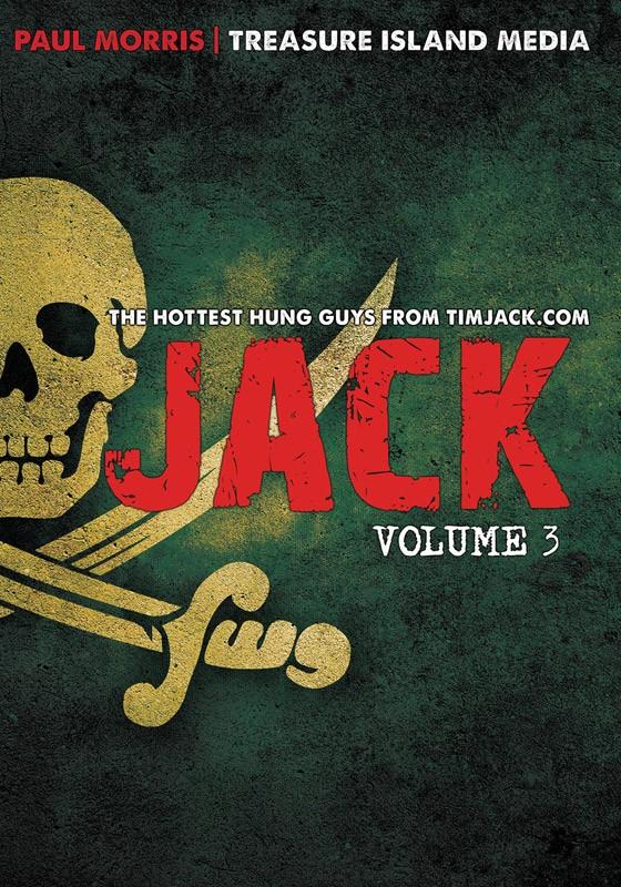 Jack Volume 3 DVD - Front