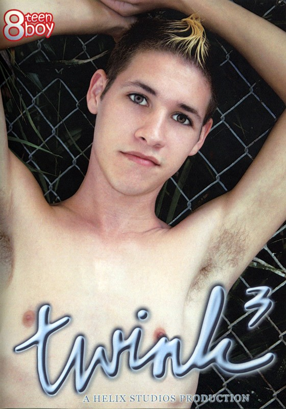 Twink 3 DVD - Front