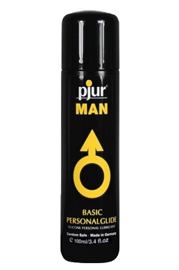 Pjur Basic Personal Glide Bottle 100ml - Gallery - 001