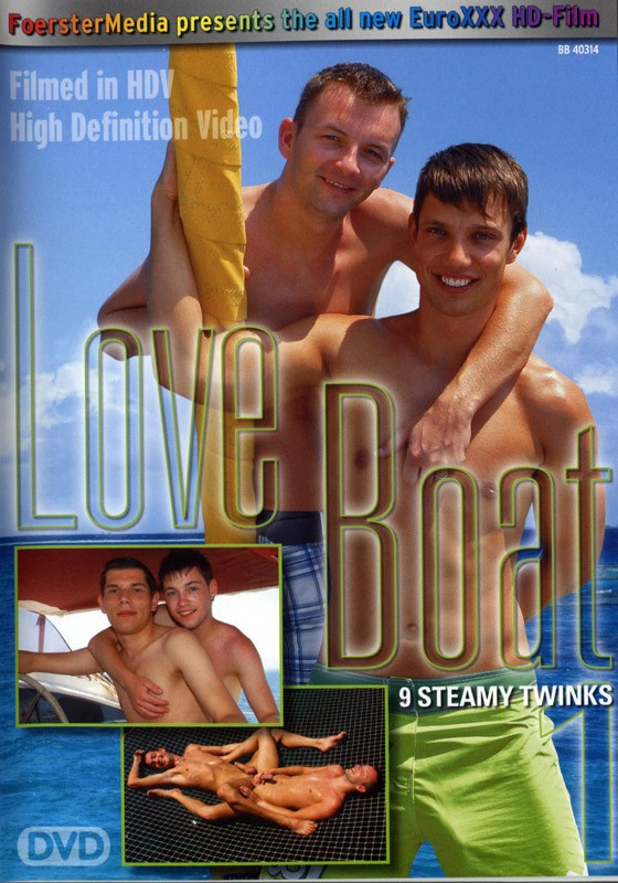 Love Boat 1 DVD - Front