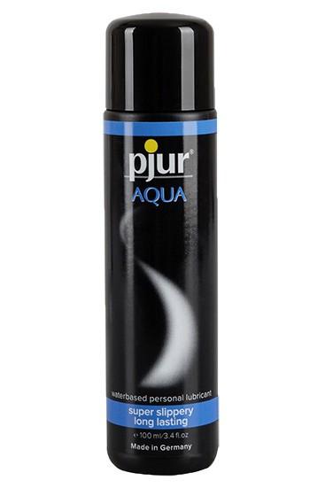 Pjur Aqua Bottle 100ml - Gallery - 001