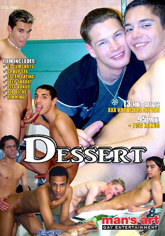 Dessert DVD - Front