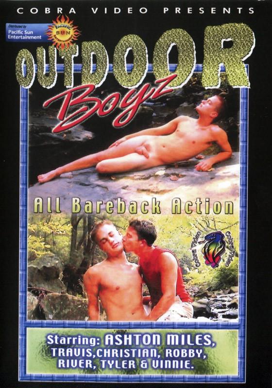 Outdoor Boyz DVD - Front