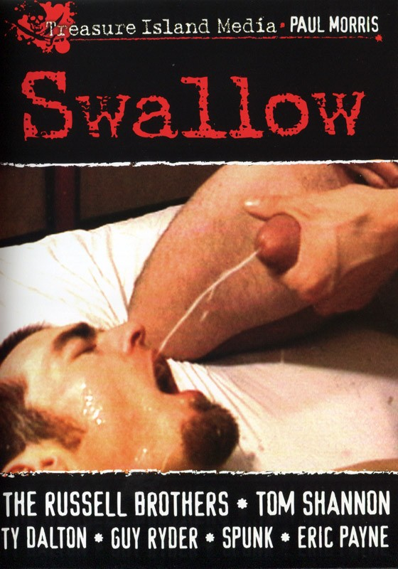 Swallow DVD - Front