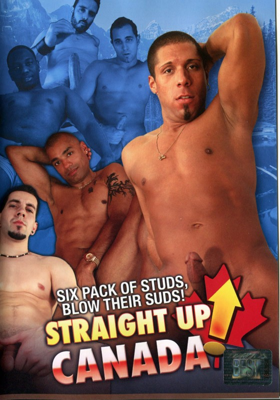 Straight up Canada DVD - Front