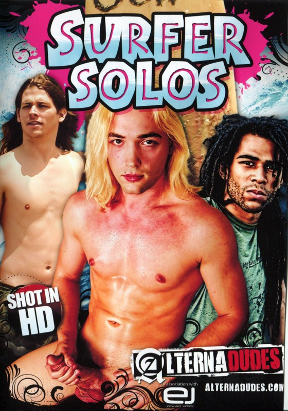 Surfer Solos DVD - Front