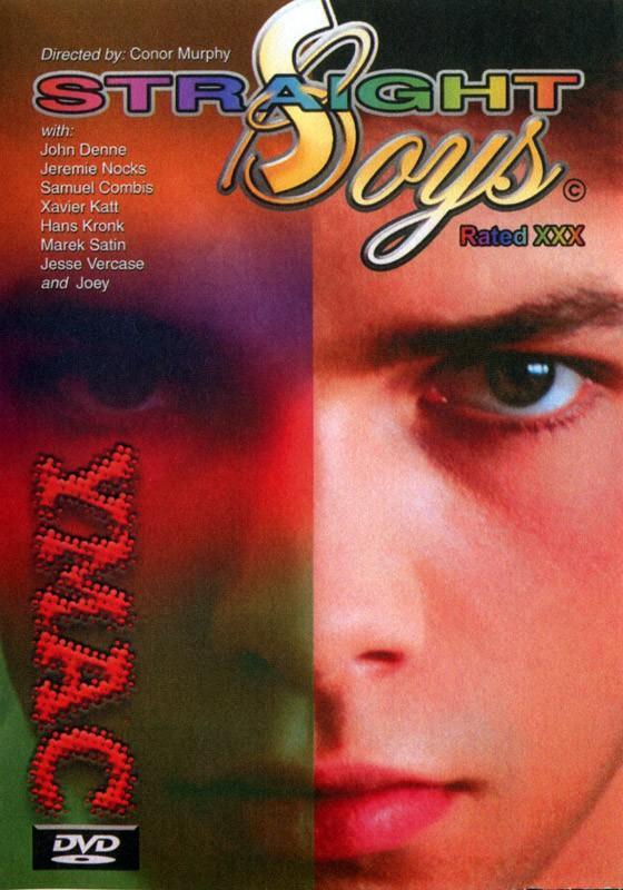 YMAC Straight Boys DVD - Front